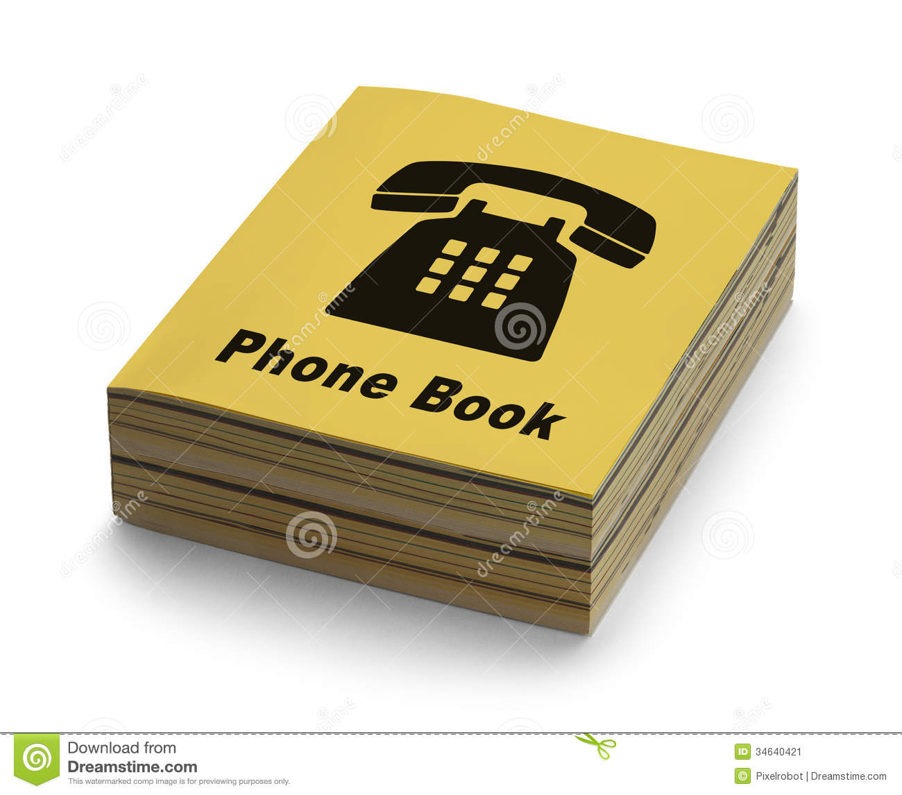 Unit phon book